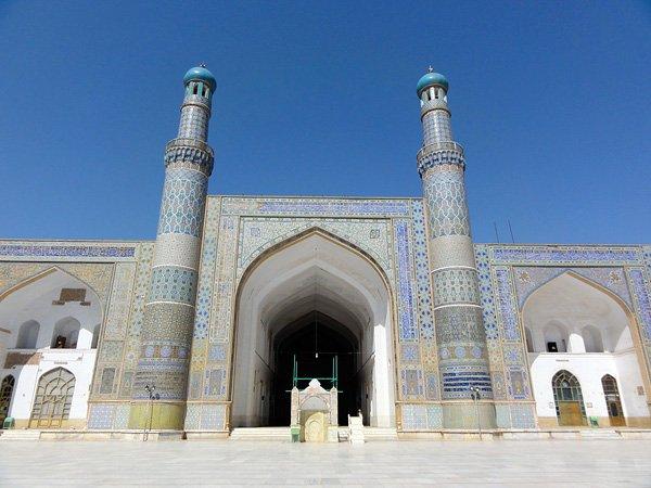 Фото Пятничная мечеть в Герате. Афганистан, Herat