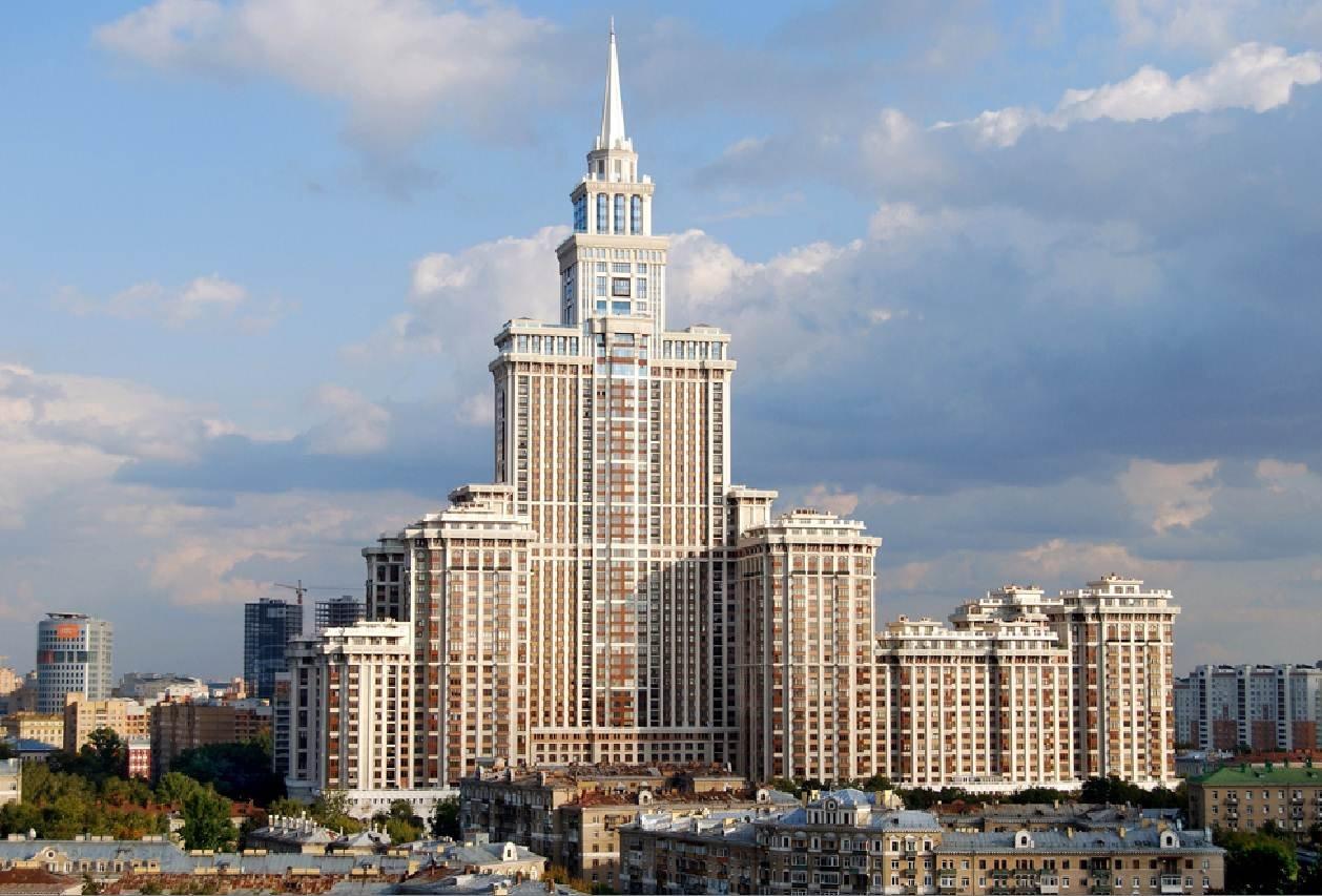 Фото Триумф-Палас. Россия, город Москва, Чапаевский переулок, 3