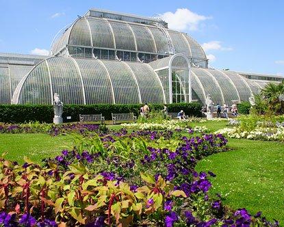 Фото Королевские ботанические сады Кью. Великобритания, Ричмонд, Syon Vista