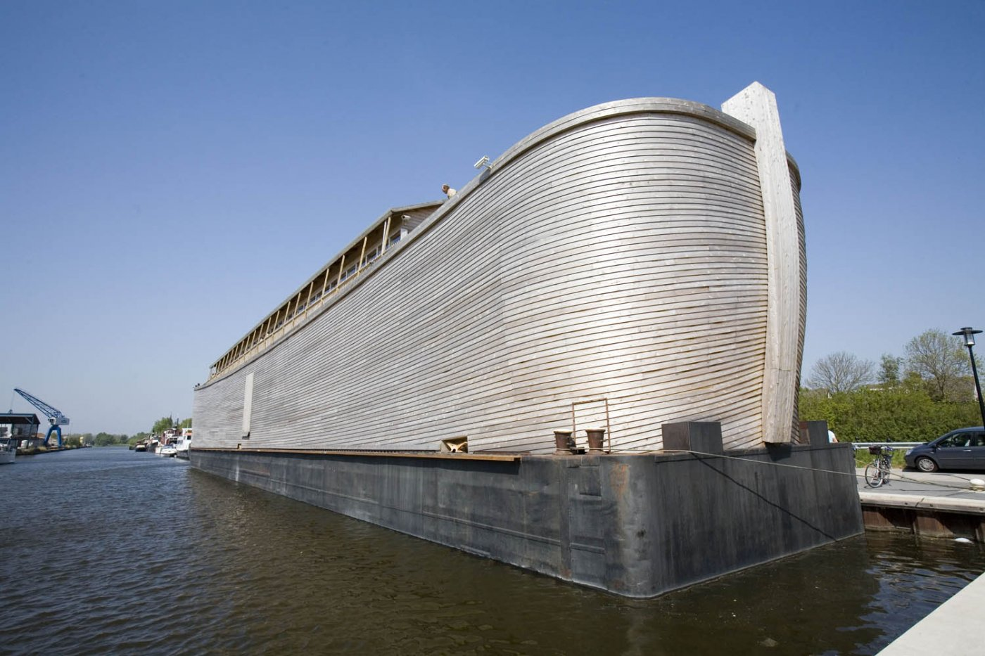 Фото Ноев ковчег Йохана. Нидерланды, Zuid-Holland, Dordrecht, Maasstraat, 14