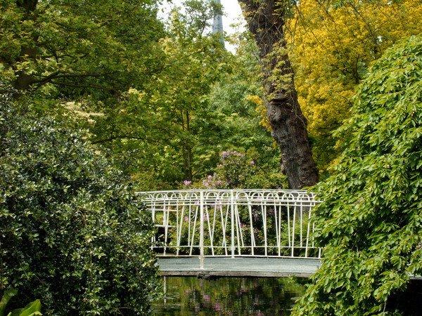 Фото Парк «Арборетум Тромпенбург». Нидерланды, Zuid-Holland, Rotterdam, Honingerdijk, 86