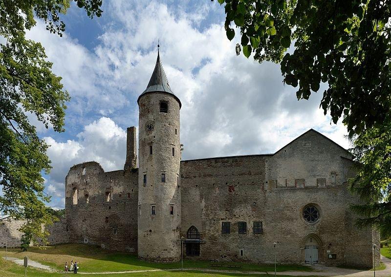 Фото Замок Хаапсалу. Эстония, Laane maakond, Haapsalu, Lossiplats, 3