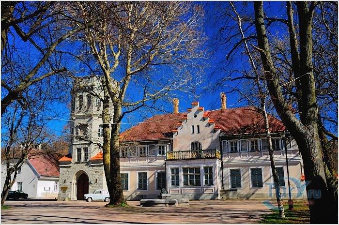 Фото Замок Маарьямяги. Эстония, Harju maakond, Tallinn, Pirita tee, 56