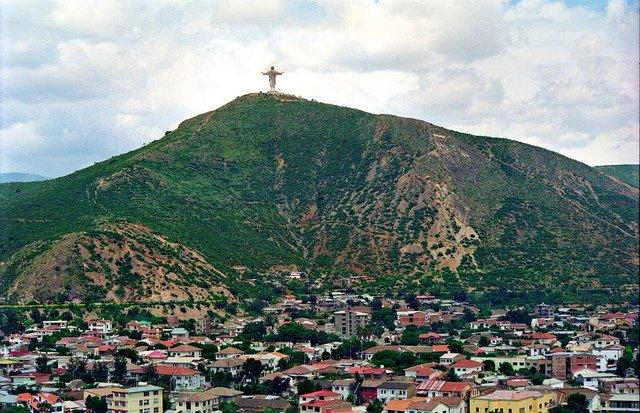 Фото Кристо де ла Конкордия. Боливия, Кочабамба, Проспект Конкордия
