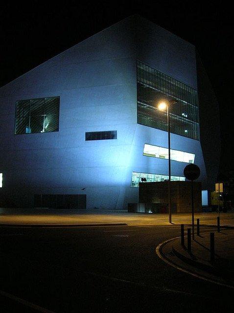 Фото Дом музыки (Порту). Португалия, Porto, Rua 5 de Outubro, 38