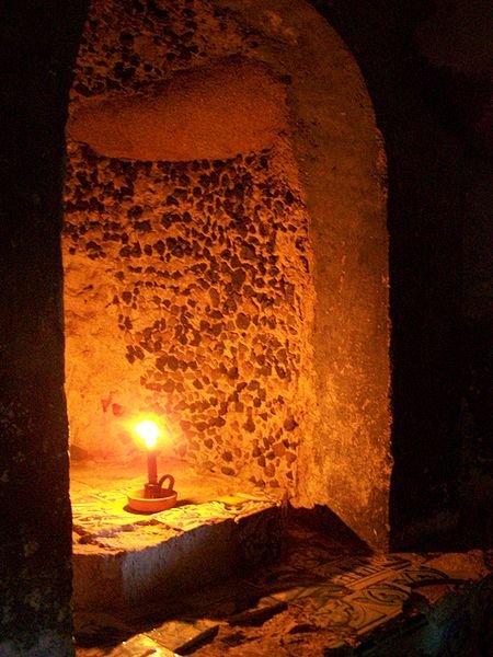 Фото Монастырь Капуцинов в окрестностях Синтры. Португалия, Lisboa, Colares, N247-3
