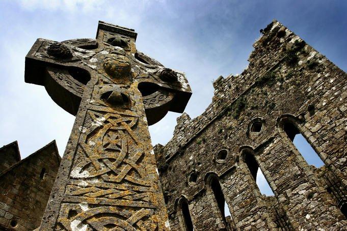 Фото Скала Кашел. Ирландия, Tipperary, Rock Lane