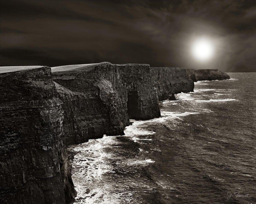 Фото Утесы Мохер. Ирландия, Clare, Burren Way
