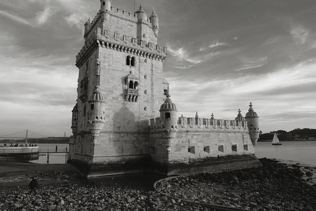 Фото Башня Белен. Португалия, Lisboa, Avenida Brasilia