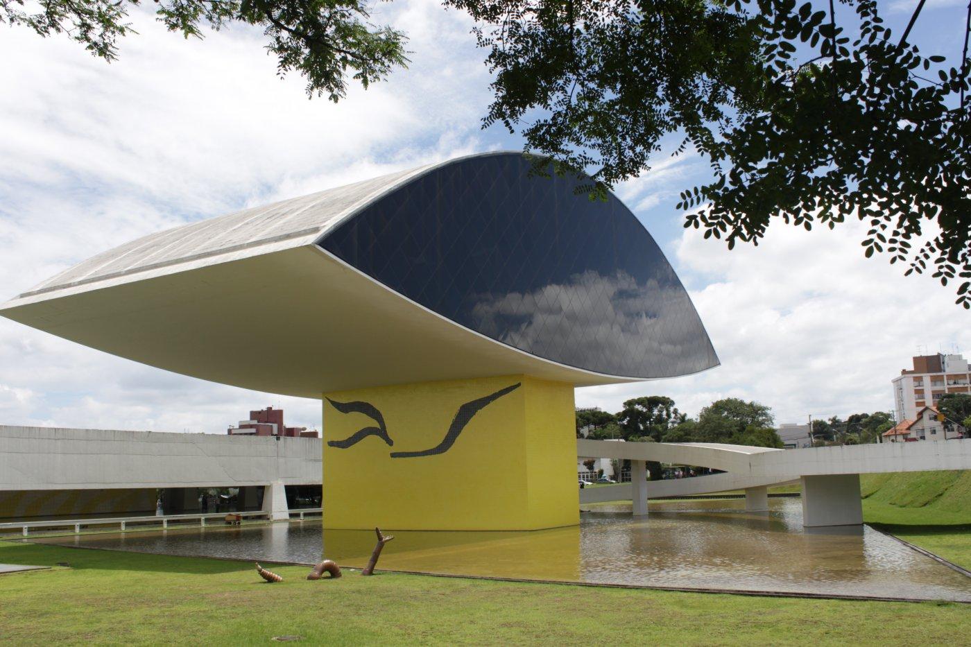 Фото Музей Оскара Нимейера. Бразилия, Parana, Curitiba, Rua Marechal Hermes, 999