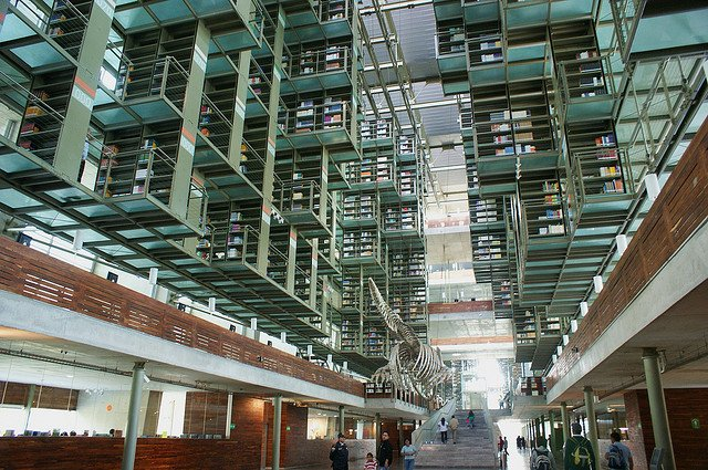 Фото Библиотека имени Хосе Васконселоса. Мексика, Distrito Federal, Ciudad de Mexico, Aldama, 187