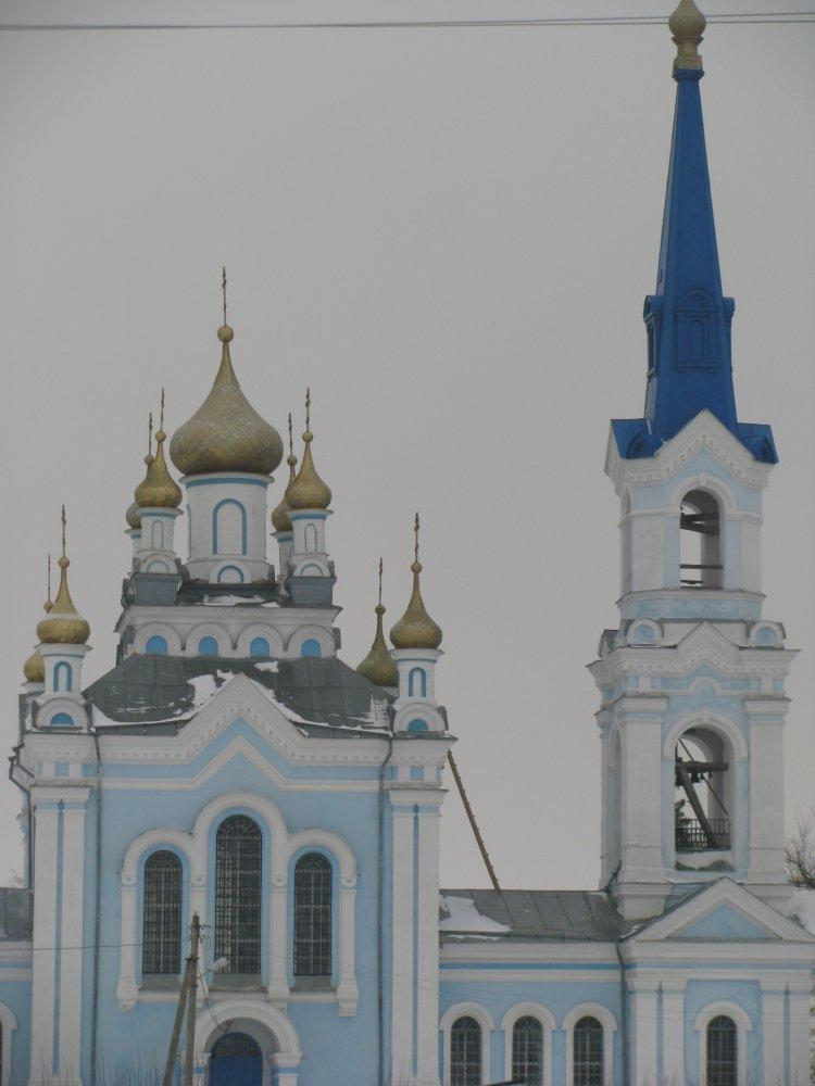 Фото IMG_4214.jpg. Россия, Курская область, автодорога Обоянь-Суджа