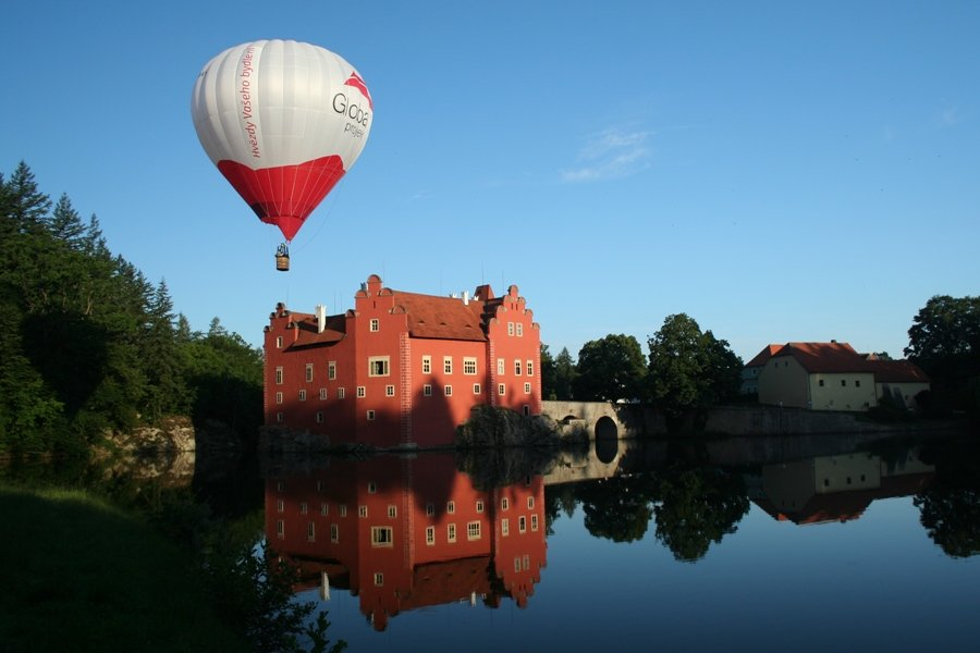 Фото Червена Лгота. Чехия, Южночешский край, Pluhuv Zdar