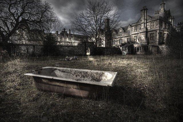 Фото North Wales Hospital. Великобритания, Денби, B4501