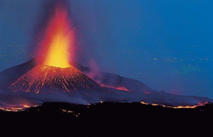 Фото вулкан Этна. Италия, Sicilia, Via Etna, 153
