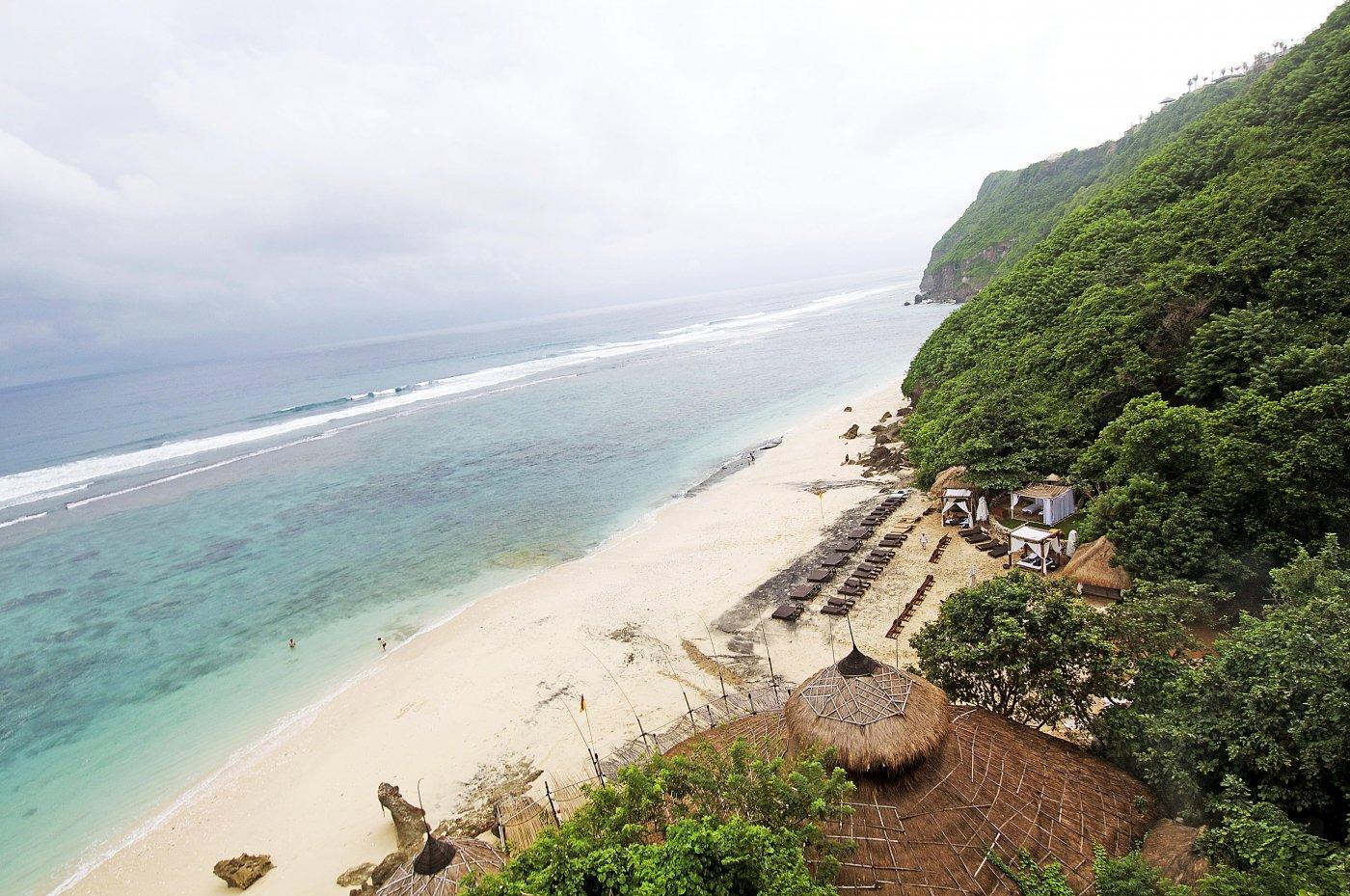 Фото Пляжи Джимбарана. Индонезия, Бали, Kuta, Jalan Pantai Kedonganan