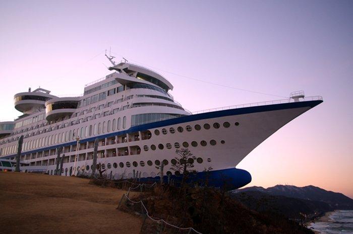 Фото Sun Cruise Resort & Yacht. Южная Корея, Gangwon-do, Gangneung