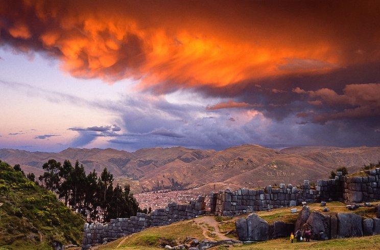 Фото Саксайуаман. Перу, Куско, Дон Боско