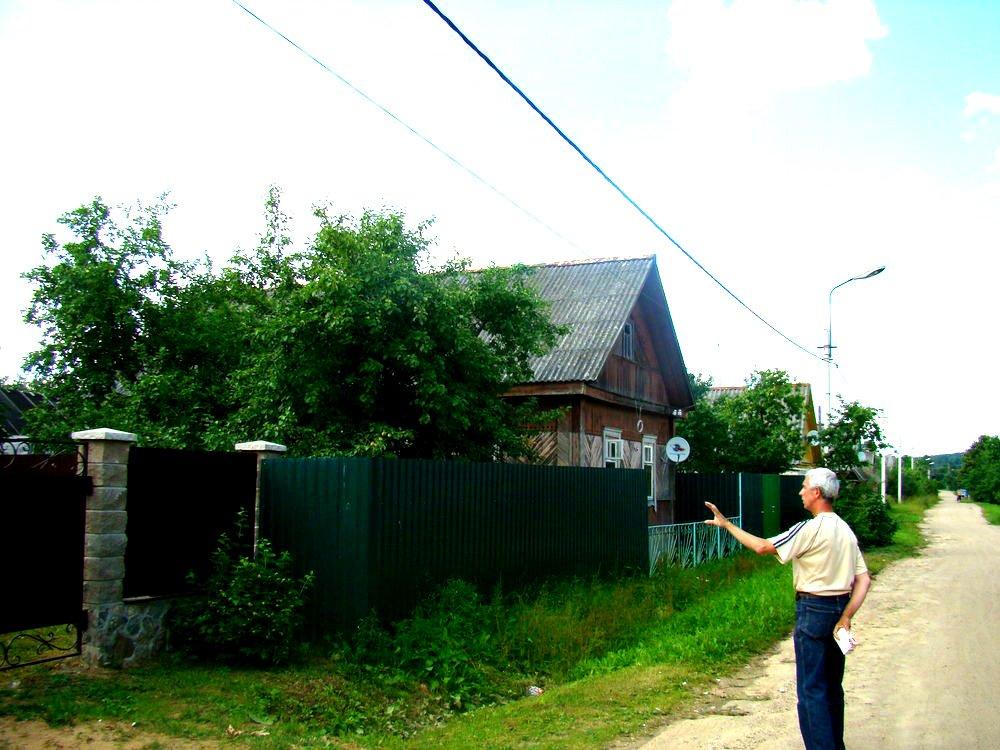 Фото  Ул. Моисеенко д.11. Россия, Псковская область, Unnamed Road