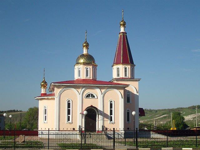 Фото Храм .. Россия, Белгородская область, Р187