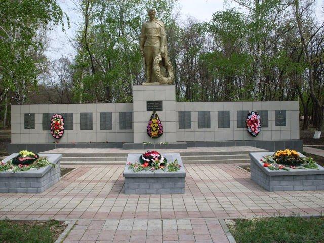 Фото Павшим в ВОВ  .. Россия, Белгородская область, Р187