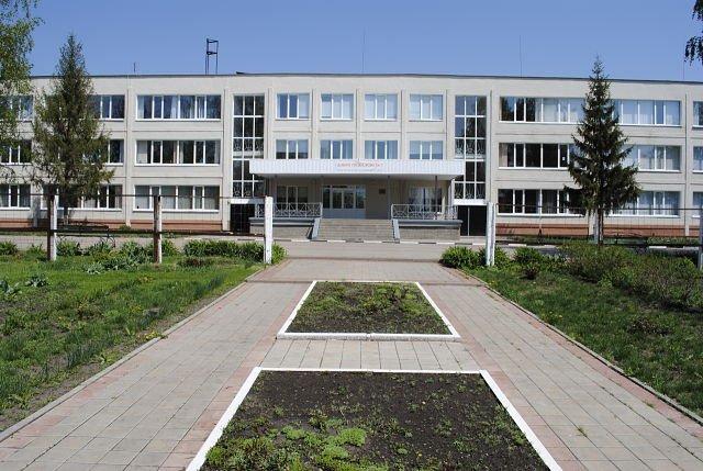 Фото Школа .. Россия, Белгородская область, Р187
