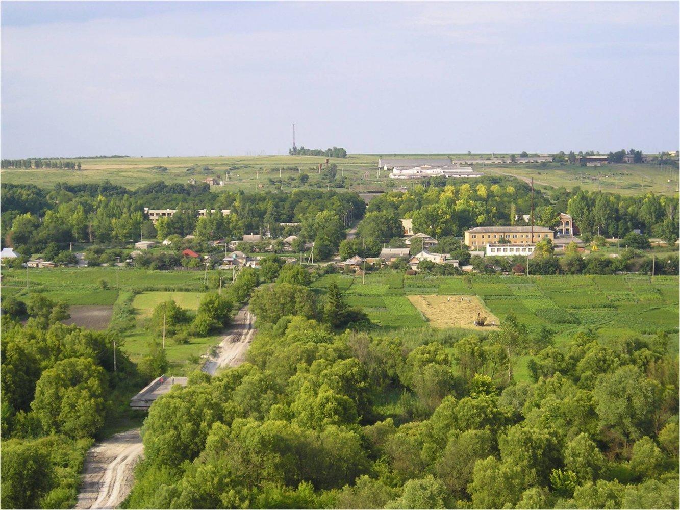 Фото Вид с ШИПА .. Россия, Белгородская область, Р187
