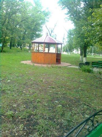 Фото Беседка .. Россия, Белгородская область, Р187