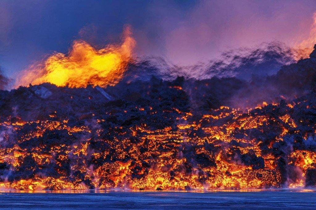Фото Баурдарбунга. Исландия, Нордюрланд-Эйстра