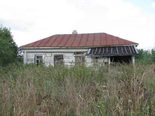 Фото Дом.JPG. Россия, Рязанская область, Калинино, Unnamed Road