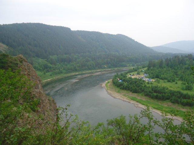 Фото DSC00737.JPG. Россия, Красноярский край, Енисей