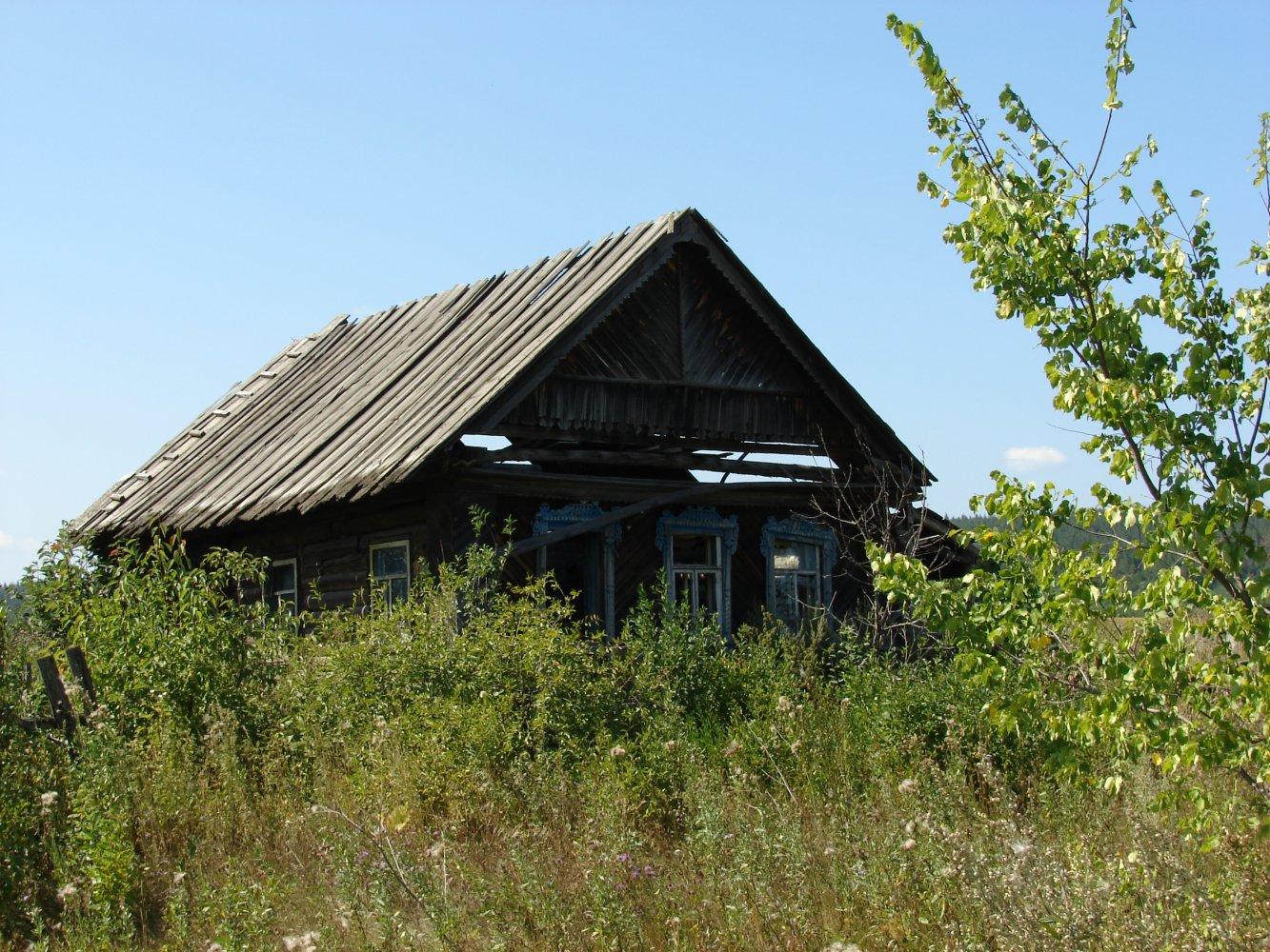 Фото Когда то здесь бурлила жизнь.. Россия, Ульяновская область, Unnamed Road