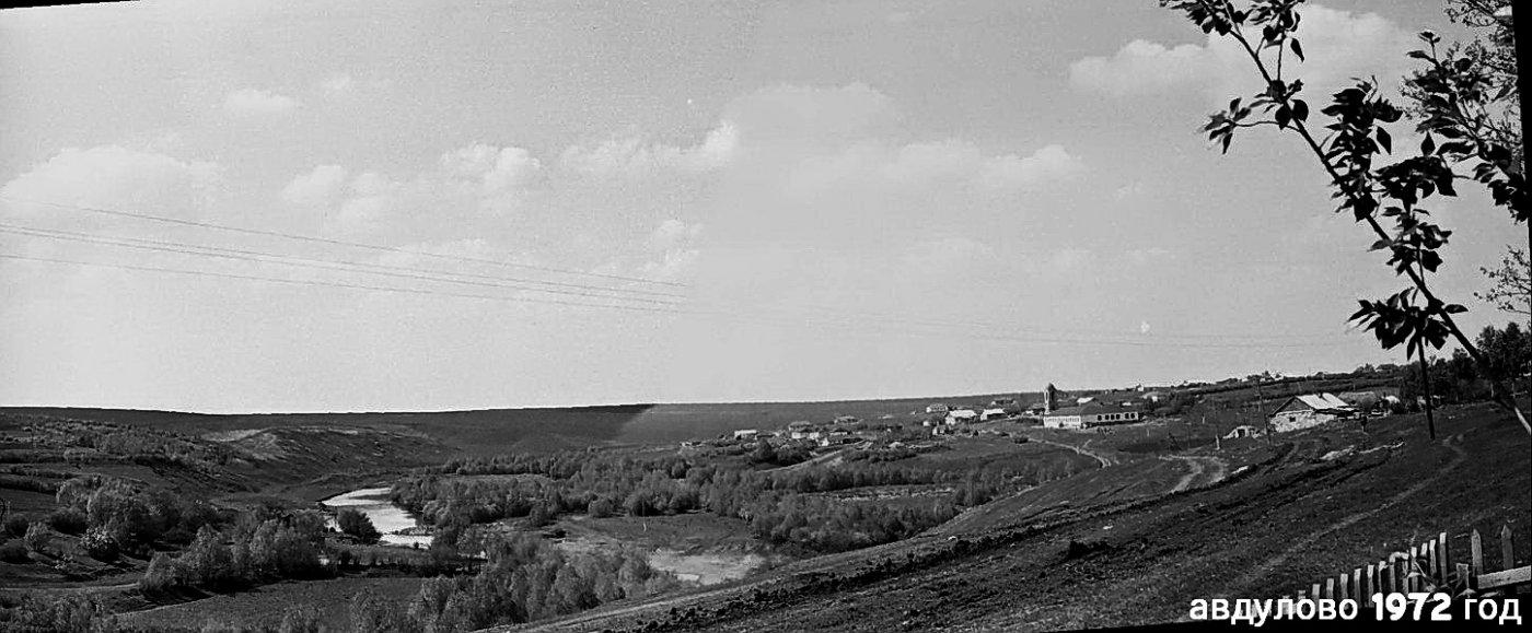 Фото панорама-люкс+авдулово.jpg. Россия, Тульская область, Куркино, Октябрьская улица, 129