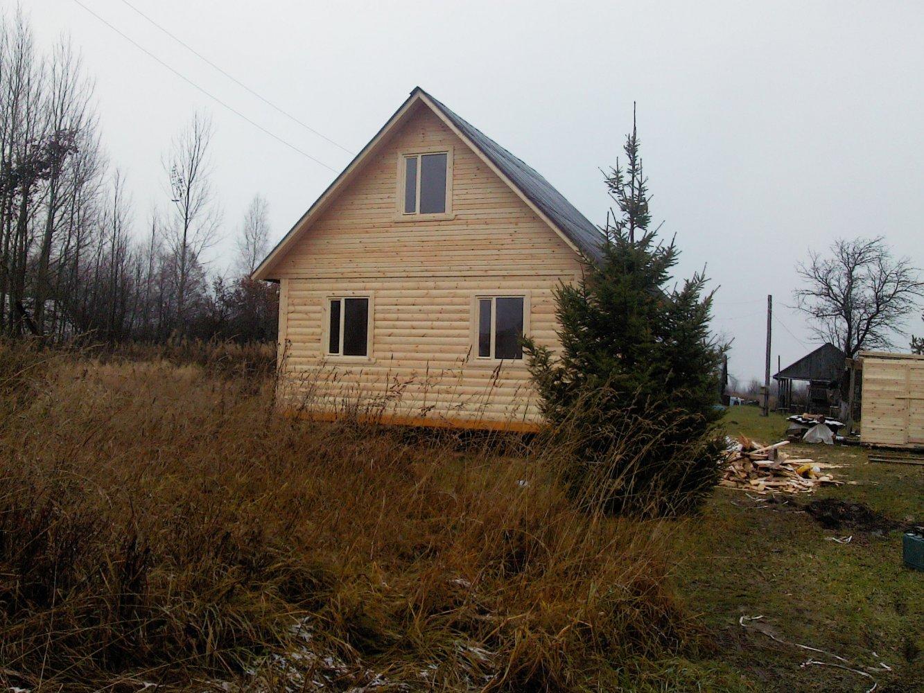 Фото IMG00029.jpg. Россия, Тверская область, Бахарево, Unnamed Road