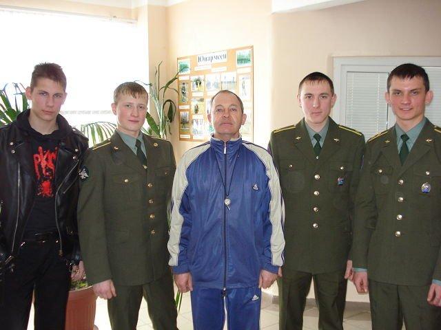 Фото Наши курсанты .. Россия, Белгородская область, Р187