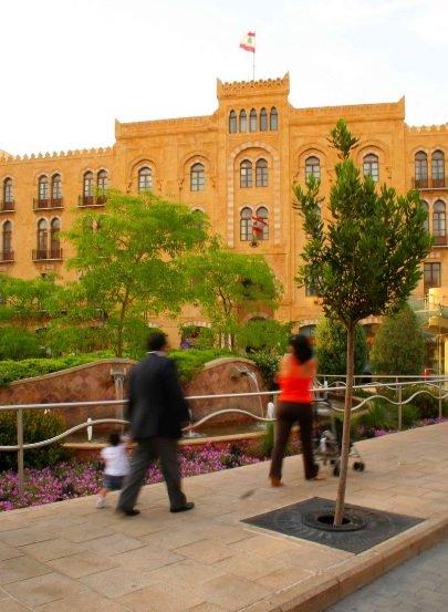 Фото Здание бывшего госпиталя. Ливан, Beirut, Capuchins