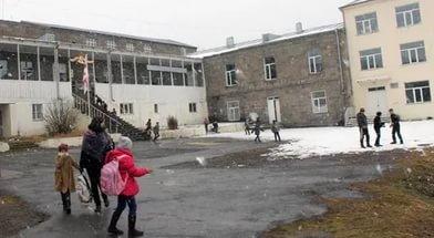 Фото i.jpg. Грузия, Samtskhe-Javakheti, Akhalkalaki, Javakhishvili Street