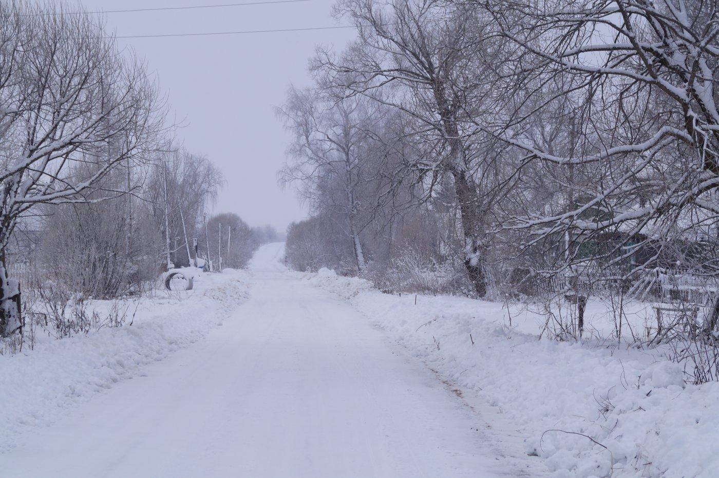 Фото DSC00320.JPG. Россия, Тверская область, Якимовская, Unnamed Road
