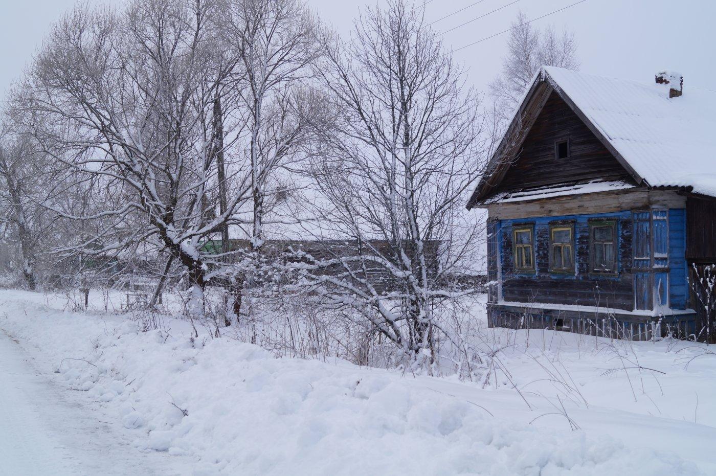 Фото DSC00321.JPG. Россия, Тверская область, Якимовская, Unnamed Road