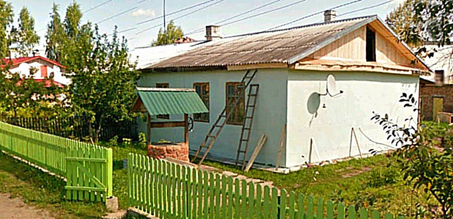 Фото ул. Свердлова д.18. Россия, Псковская область, Идрица, Unnamed Road