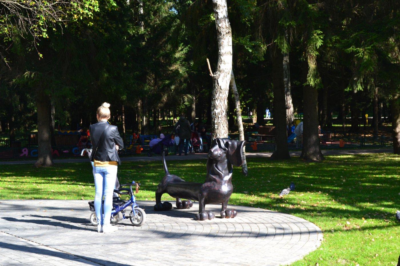 Фото парк Мечта.