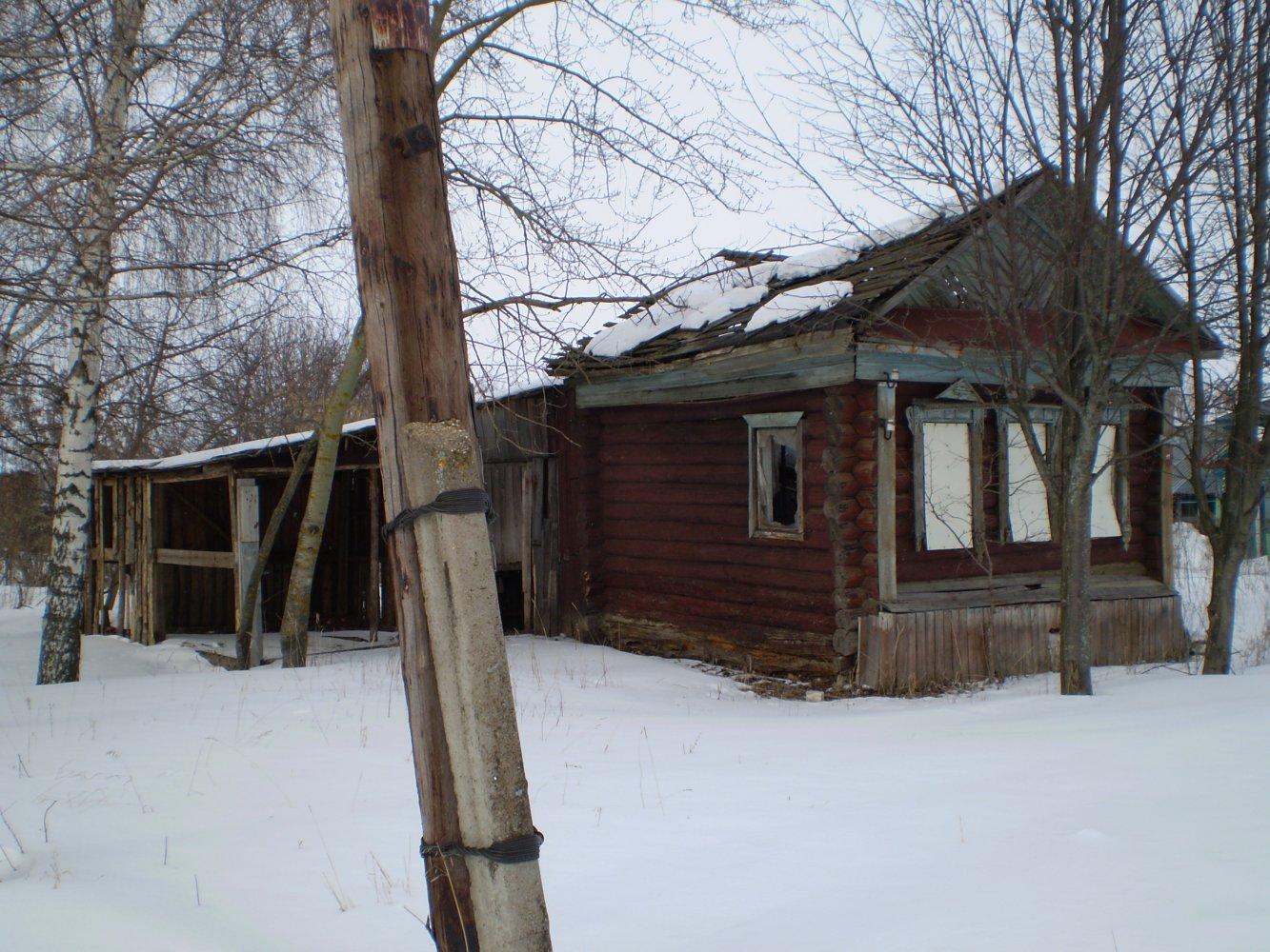 Фото P3200022.JPG. Россия, Нижегородская область, Клин, Unnamed Road