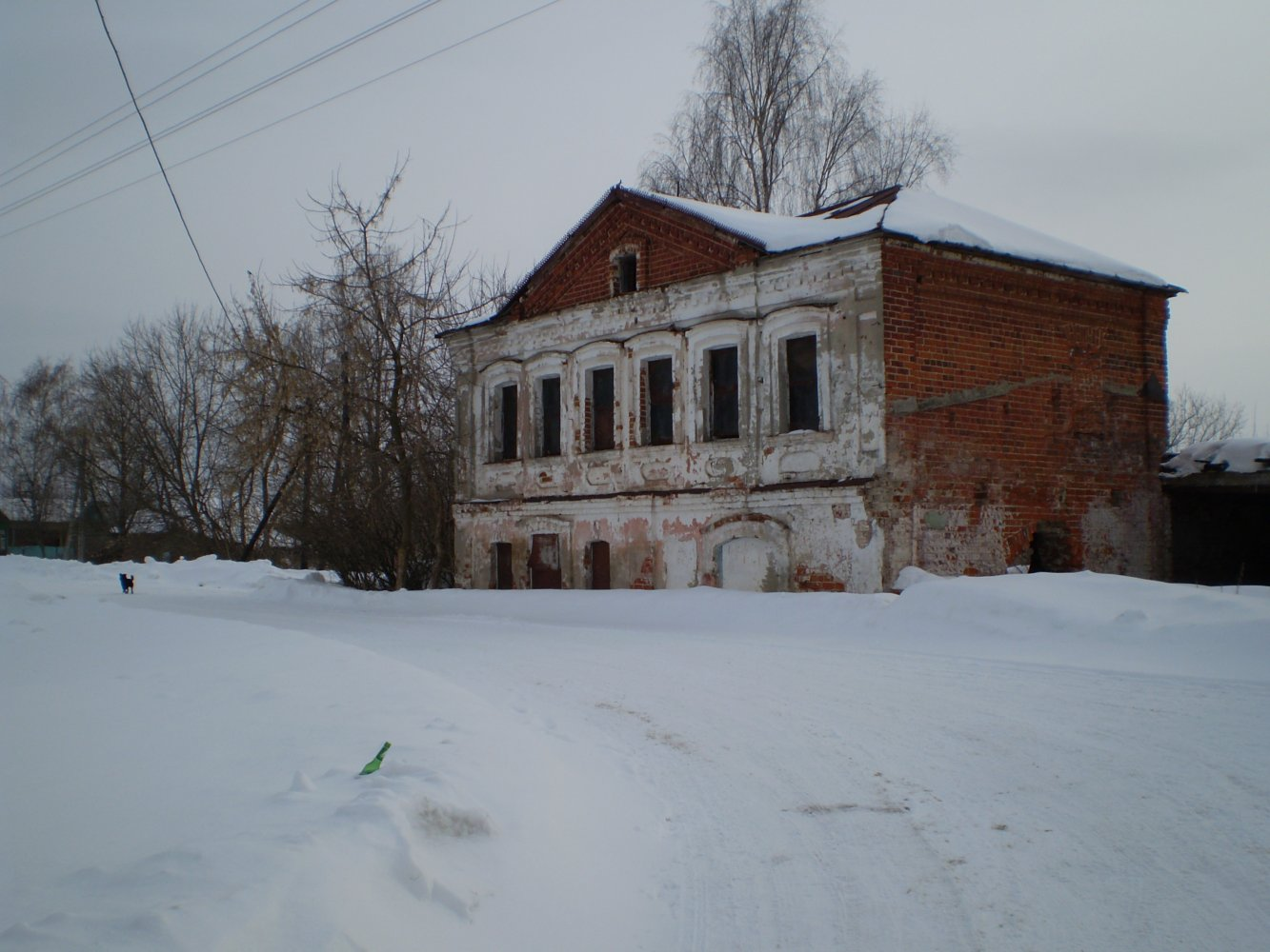 Фото P3200021.JPG. Россия, Нижегородская область, Клин, Unnamed Road