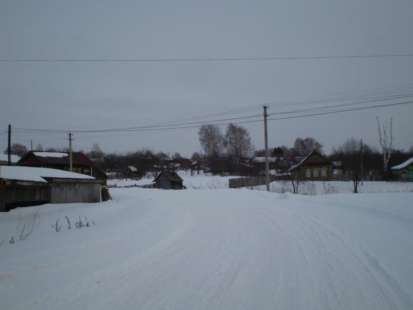 Фото P3200033.JPG. Россия, Нижегородская область, Клин, Unnamed Road