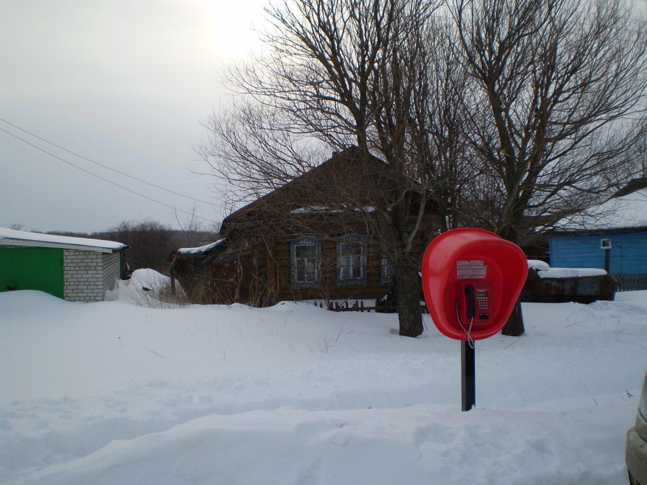 Фото P3200032.JPG. Россия, Нижегородская область, Клин, Unnamed Road