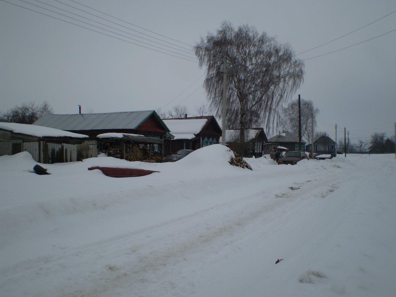 Фото P3210039.JPG. Россия, Нижегородская область, Клин, Unnamed Road