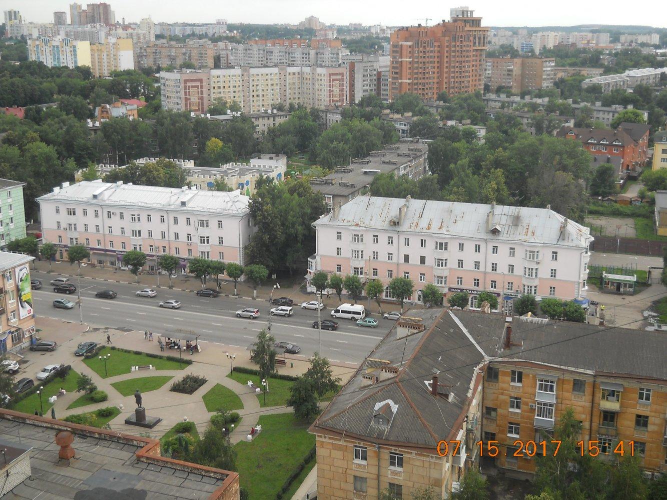Фото DSCN7631.jpg. Россия, Рязанская область, Рязань го, Татарская улица, 50