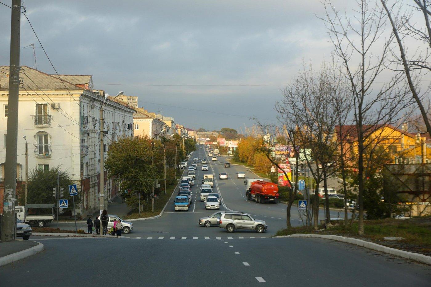 Фото 7989 (Copy).jpg. Россия, Приморский край, город Находка, Unnamed Road