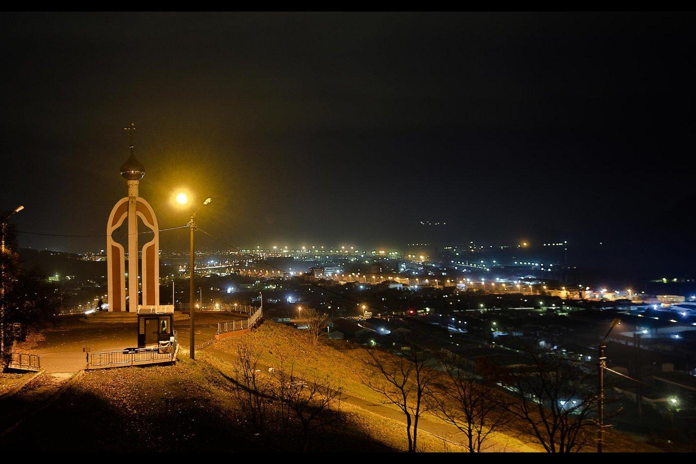 Фото 8552 (Copy).jpg. Россия, Приморский край, город Находка, Unnamed Road