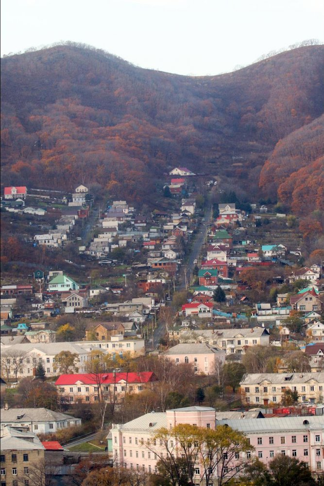 Фото 8693-1 (Copy).jpg. Россия, Приморский край, город Находка, Unnamed Road